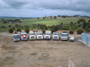 total earthworx trucks