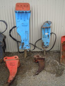 excavation equipment for hire