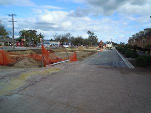 road excavation