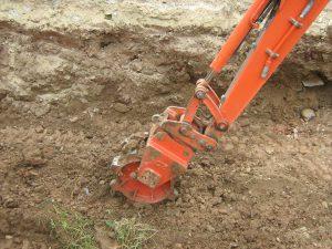 total earthworx excavator Barossa